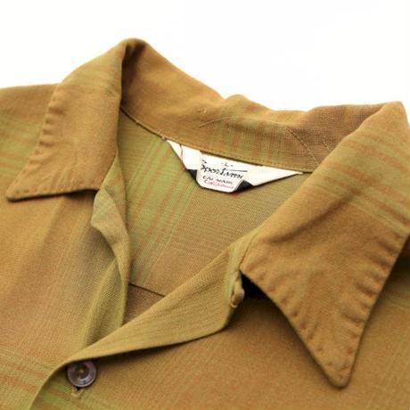 50s Sportsman Rayon L/S Shirt