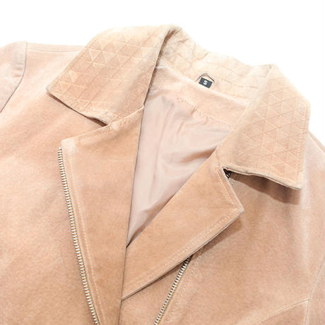 Suede Riders Jacket