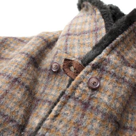 Mighty Mac Wool Coat