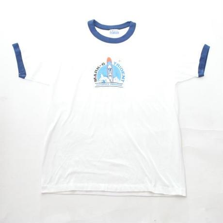 Vintage Military Ringer T-Shirt