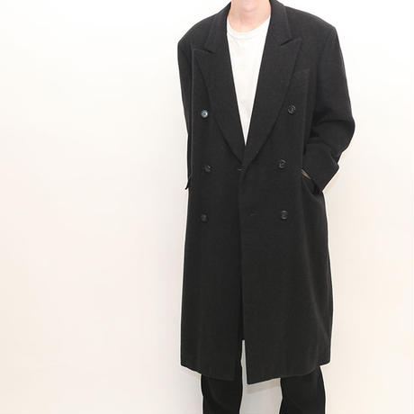 Cashmere Wool Coat