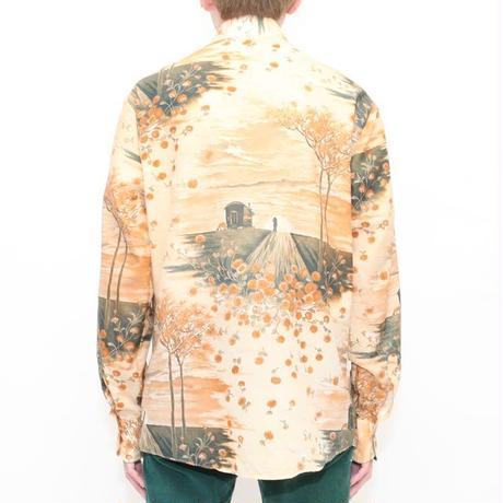70s Polyester L/S Shirt