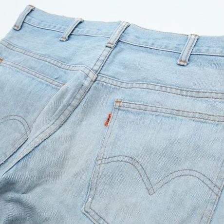 Levis 646 Damage Denim Pants