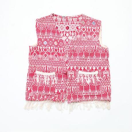 Vintage Embroidery  Vest