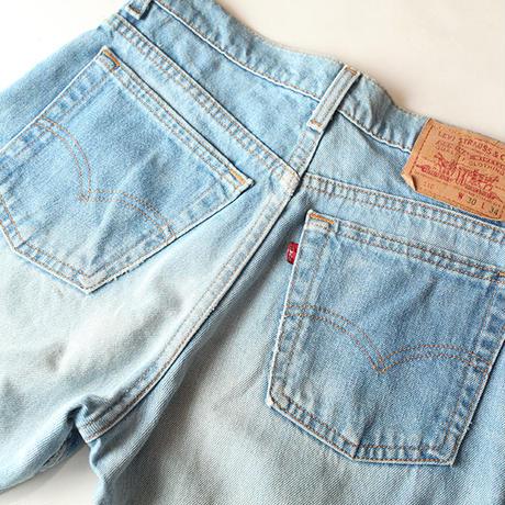 90's Levis510 Damage Denim Pants