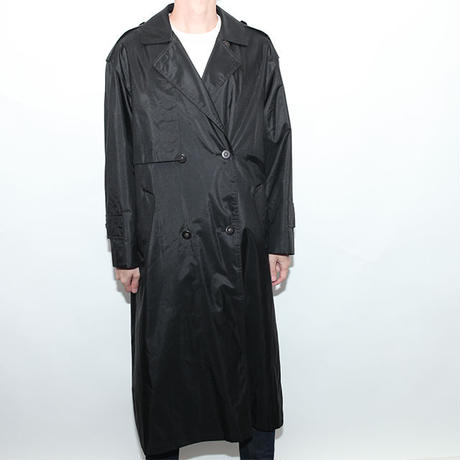 Nylon Trench Coat