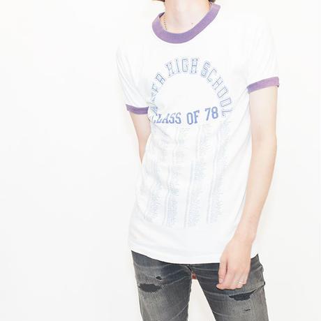 College Ringer T-Shirt