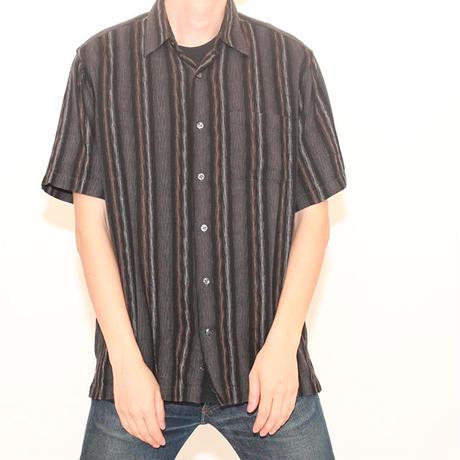 Ombre Stripe S/S Shirt