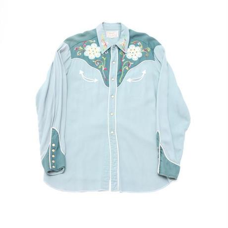 H bar C Western L/S Shirt