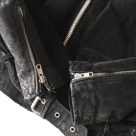 Suede Riders Jacket