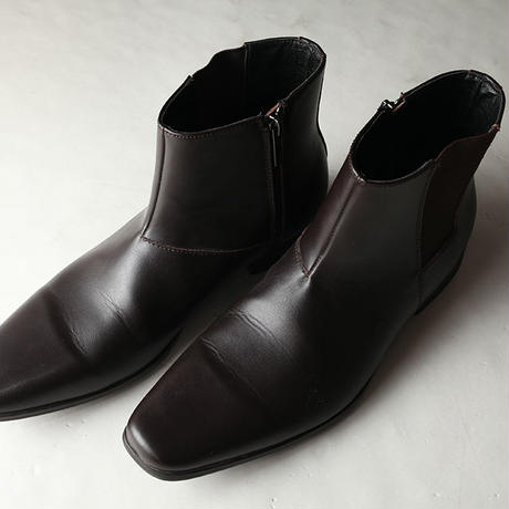 Calvin Klein Side Gore Boots