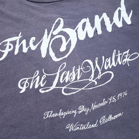ザ・バンド ラストワルツTシャツ The Band Last Waltz T-Shirt