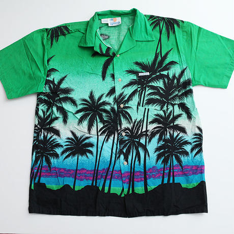 80s ハワイアンシャツ Hawaian S/S Shirt