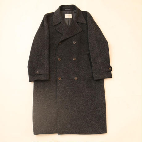 Mohair Wool Long Coat