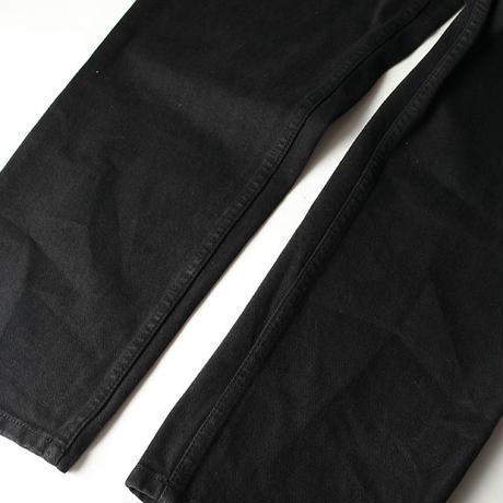 90s Calvin Klein Black Denim Pants