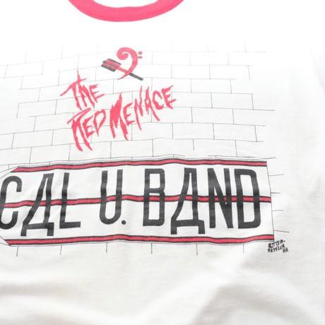 Vintage The Red Menace Ringer T-Shirt