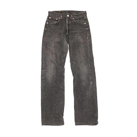 Levis 501  Black Denim Pants MADE IN  USA