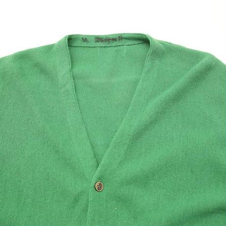 Vintage Acryl Knit Cardigan