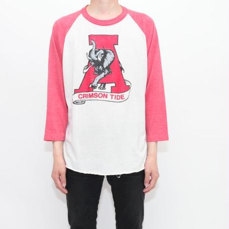 Vintage Raglan Sleeves T-Shirt