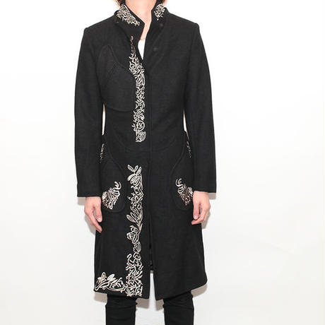 Embroidery Coat