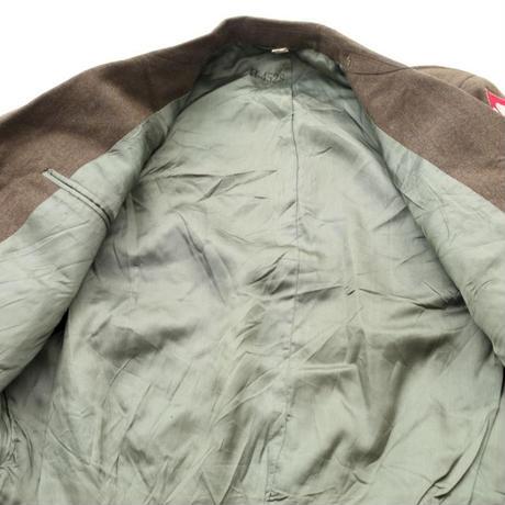 Vintage Us Army Wool Ike Jacket