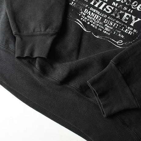 90s Jack Daniel Sweat Shirt