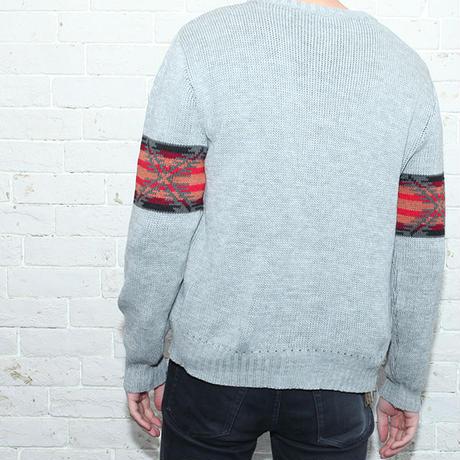 Native Pattern Kint Sweater