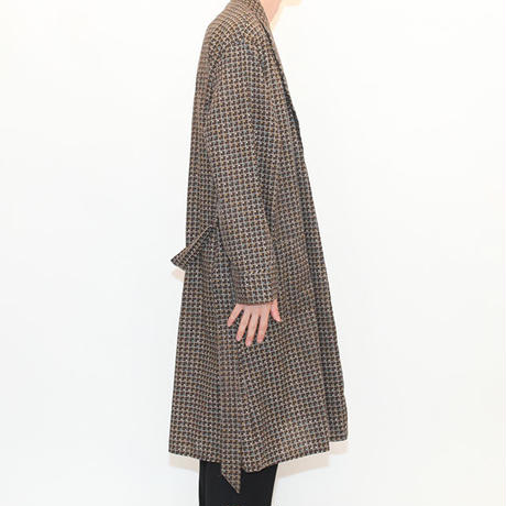 Vintage Long Gown Coat