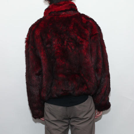 Fake Fur Blouson