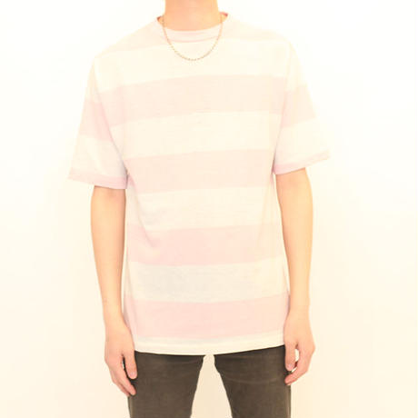 60's Border T-Shirt