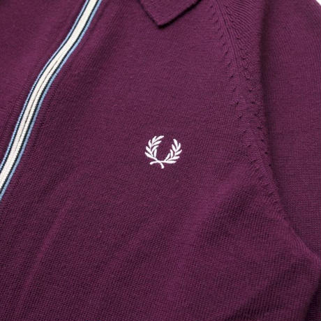 Fred Perry Knit Jacket