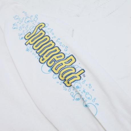 90's Sponge Bob L/S T-Shirt