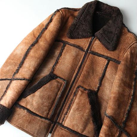 ムートンジャケット Vintage Mouton Jacket