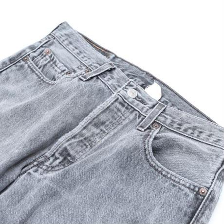 Levi's 501 Black Denim Pants