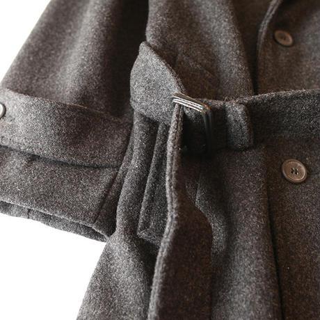 Wool Long Coat