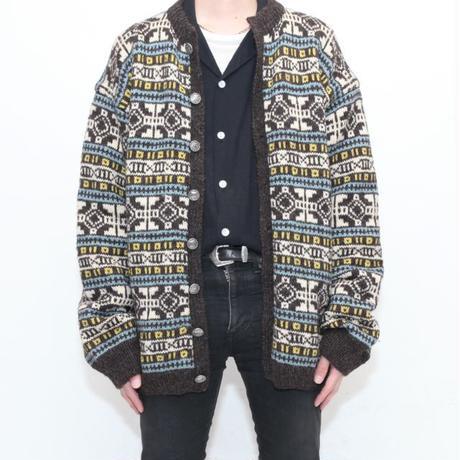 Norway Knit Cardigan