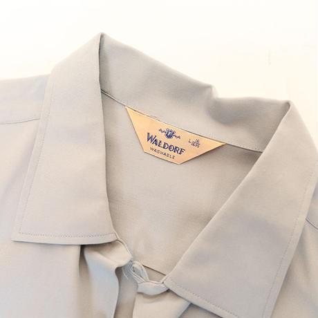 50s Rayon L/S Shirt