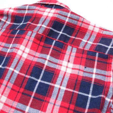 Flannel Check L/S Shirt