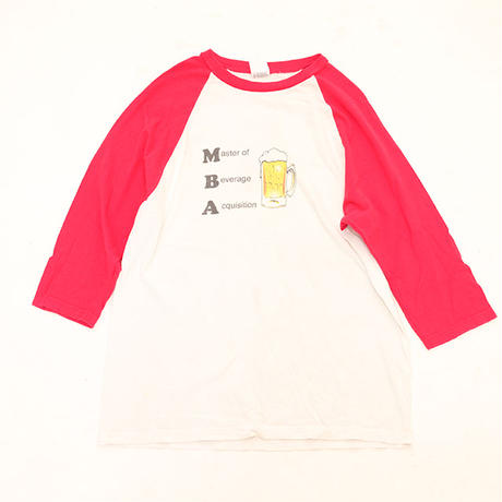 Raglan Sleeves T-Shirt