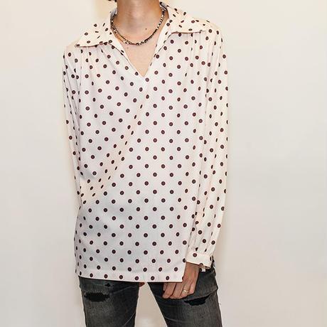 70s Polka Dot Shirt