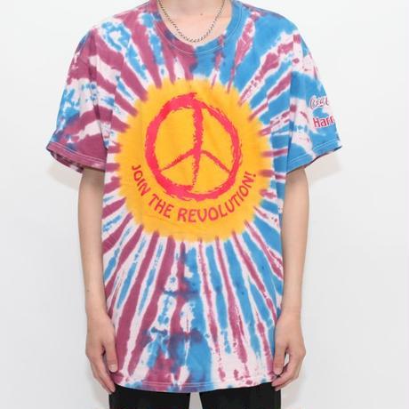 Peace Symbol Tie Dye T-Shirt