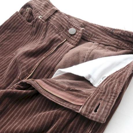 Vintage Velour Boots-Cut Pants