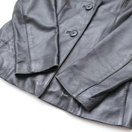 Skinny Leather Jacket