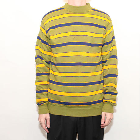 Brent Border Sweat Shirt