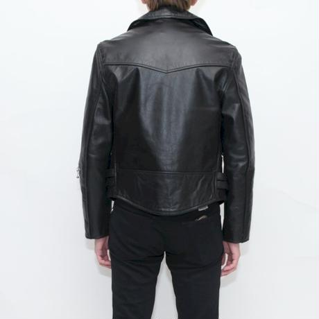 Vintage Riders Leather Jacket