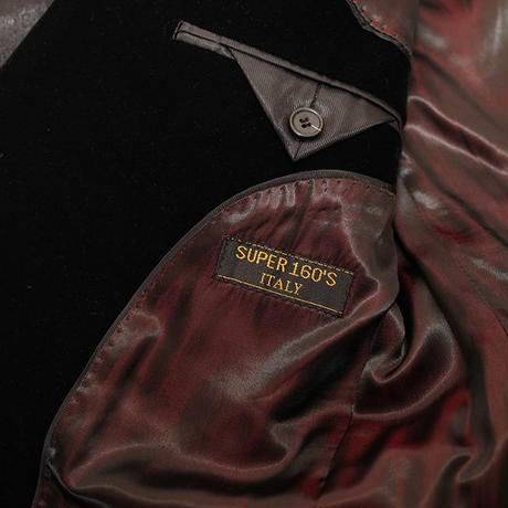 Vintage Smoking Jacket