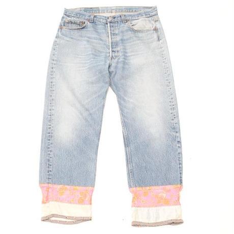 Levi's Custom 501 Denim Pants MADE IN USA