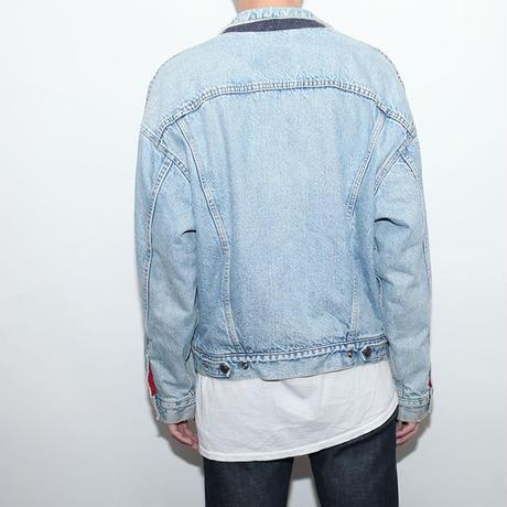 Levis Denim Jacket Reversible