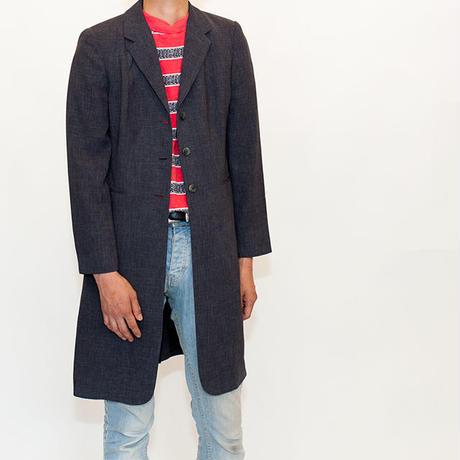 Slim Fit Tailored Coat