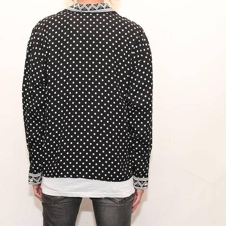 Rayon Dot Shirt
